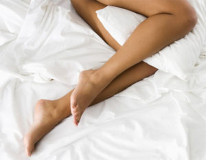 Waxing for beautiful silky soft skin.